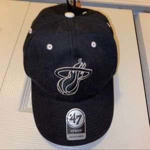 Miami Heat black hat